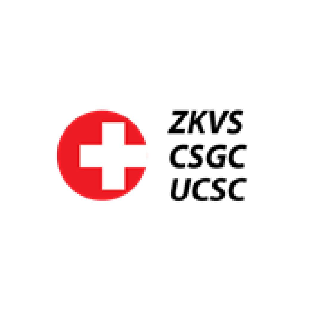Logo CSGC – Centre suisse de gestion des cautions