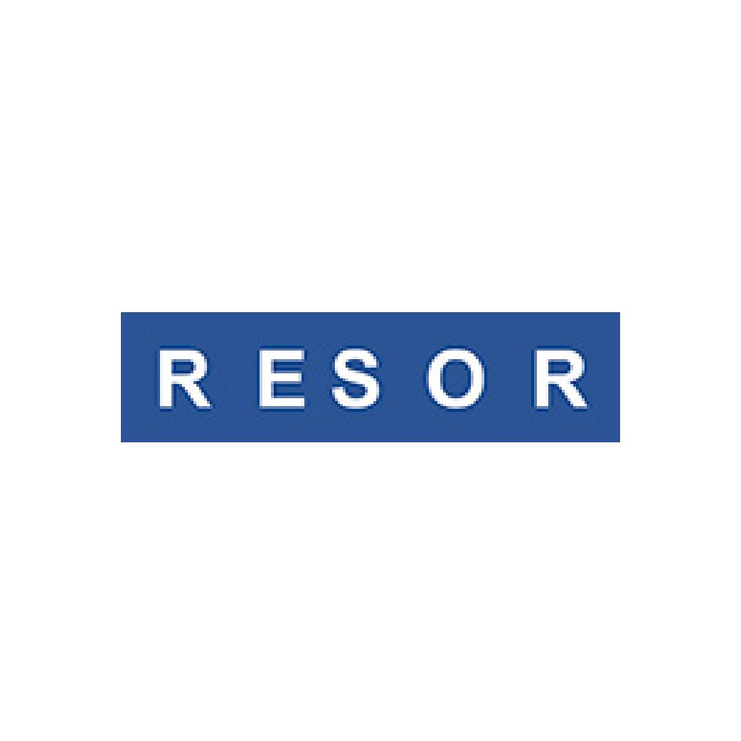 Logo RESOR – Caisse de retraite anticipée du second œuvre vaudois