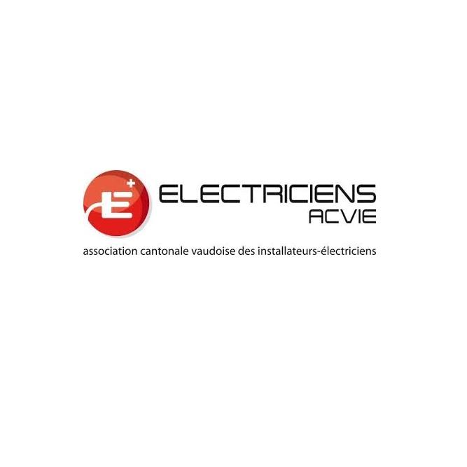 Logo ACVIE – Association cantonale vaudoise des installateurs-électriciens