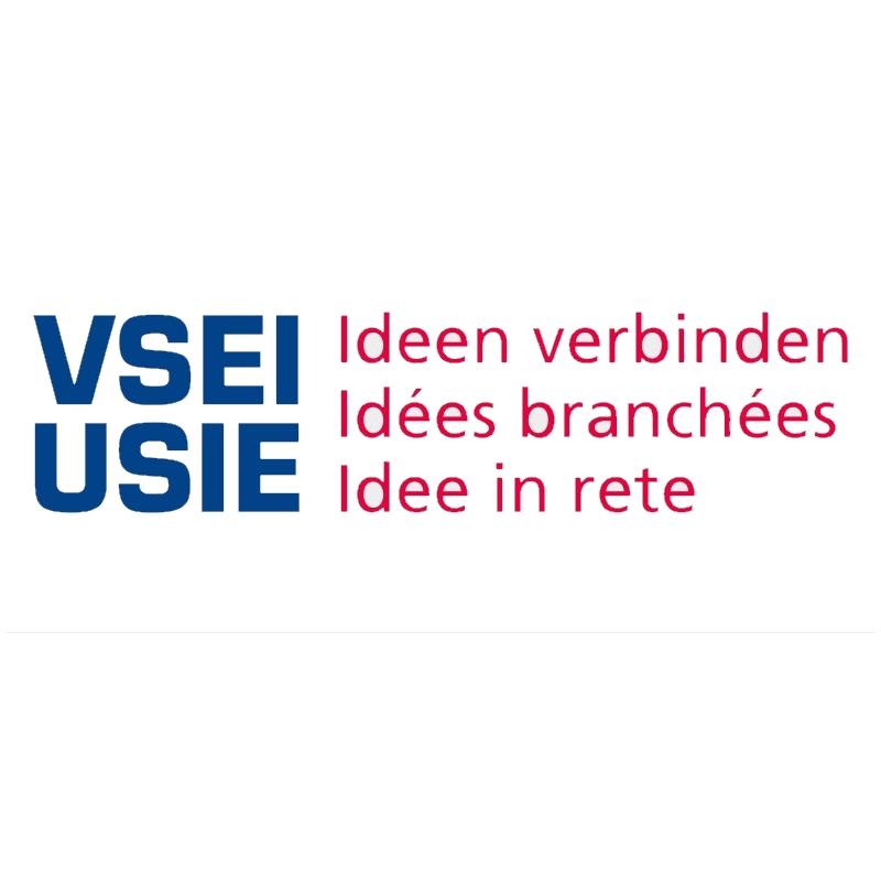 Logo USIE – Union suisse des Installateurs-Electriciens