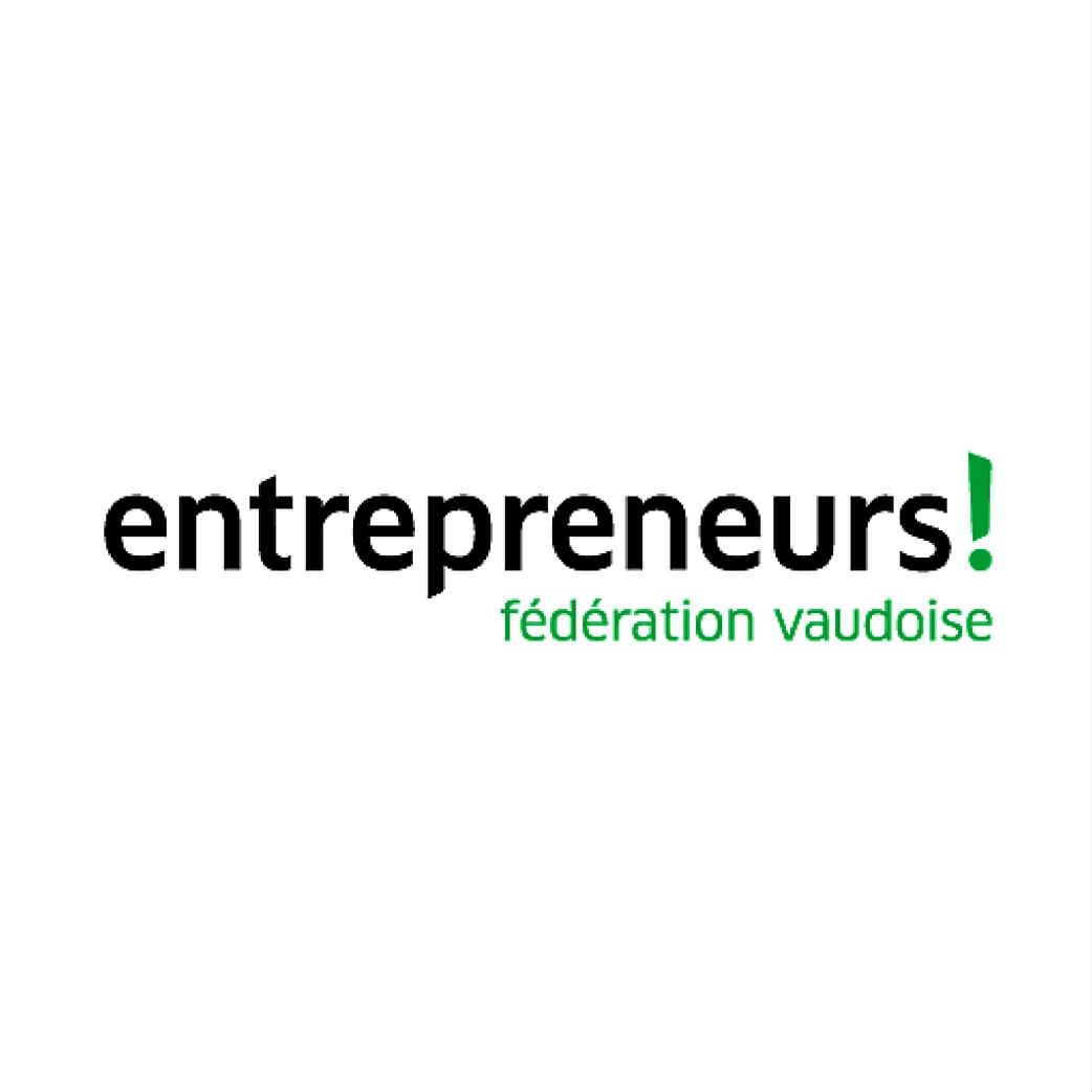 Logo FVE - Fédération vaudoise des entrepreneurs